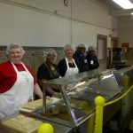 Meal Serving at Rescue Mission of Mahoning Valley